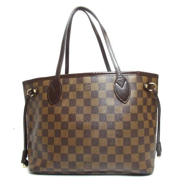Louis Vuitton Handbags - Authentic LOUIS VUITTOn Damier NeverFull Pm
